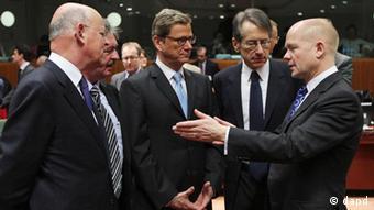 Ministri vanjskih poslova EU