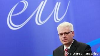 Veliki dan za Hrvatsku - predsjednik Ivo Josipović