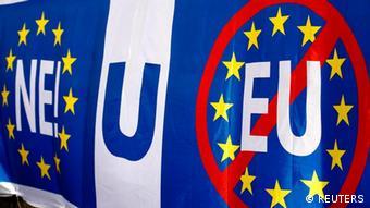 Baner Ne u EU
