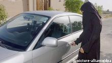 Frauen in Saudi-Arabien fordern Konservative heraus (picture-alliance/dpa)