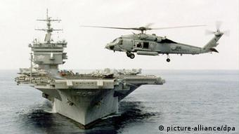 USS Enterprise Flugzeugträger