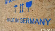 Symbolbild Made in germany (Fotolia: #20481058); Copyright: Fotolia/Oli_ok