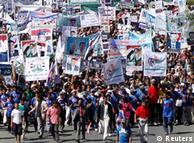 تظاهرات در یمن در مخالفت با مصونیت حقوقی برای علیعبدالله صالح