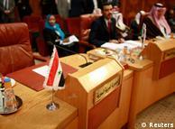 اتحادیه عرب خواستار تصویب قطعنامه علیه حکومت سوریه است