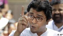 Indien Raj Thackeray Partei Maharashtra Reconstruction