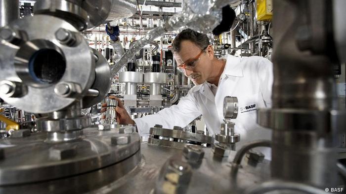 BASF Biotechnikum Ludwigshafen