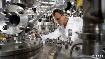 BASF laboratory in Ludwigshafen