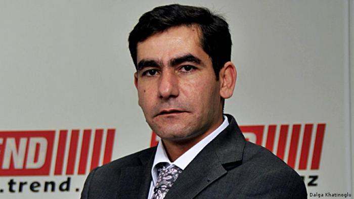 Dalga Khatinoglu Journalist und Eksperte für Iran-Aseri Beziehungen