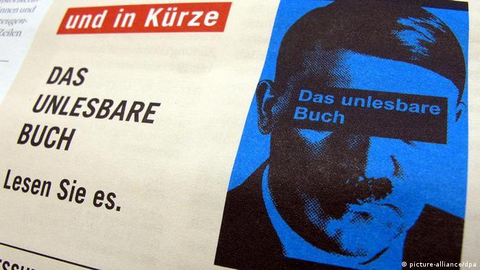 В Германии ''Майн кампф'' относится к запрещенным книгам