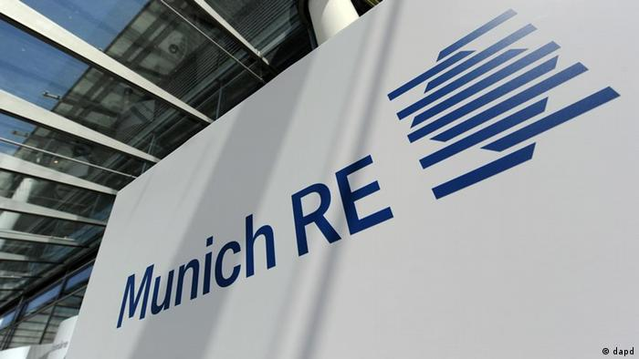 Munich Re logo (dapd)