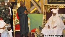 Goodluck Jonathan Nigeria, Kano Bombenanschlag