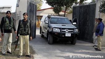 Drei Deutsche in Pakistan festgenommen