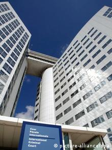 International Criminal Court in the Hague