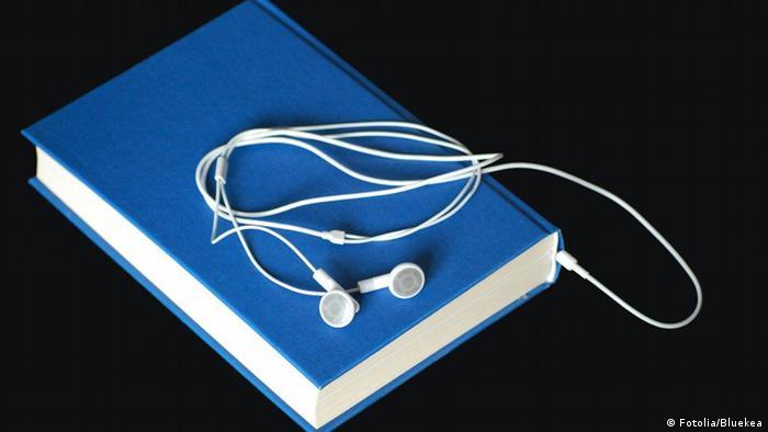 Symbolbild Hörbuch