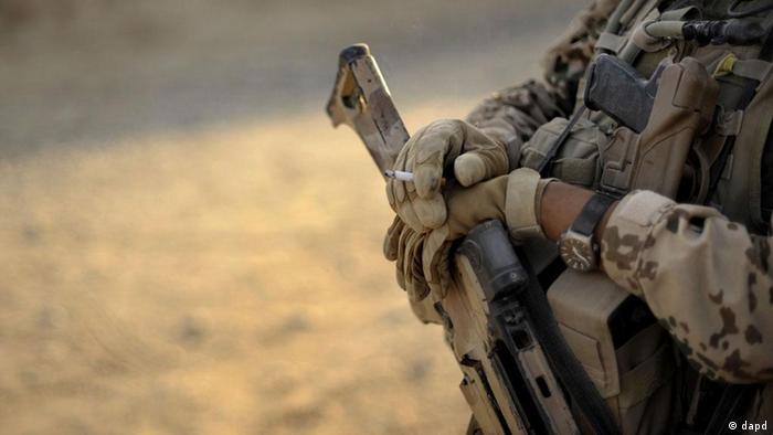 Bundeswehr Soldaten Armee Ausland ISAF Afghanistan