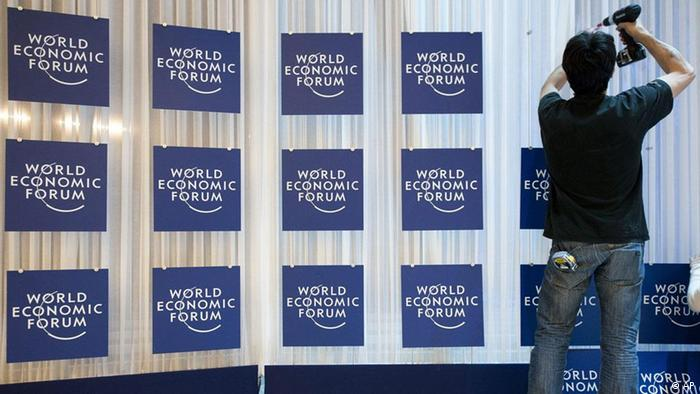 Social entrepreneurs appeal for change in Davos | Business| Economy