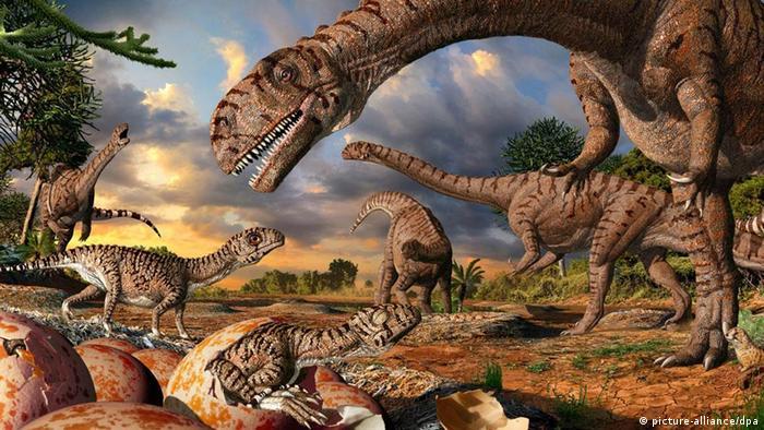 تطور أبحاث الحمض النووي ـ هل يمكن استنساخ الديناصورات علوم