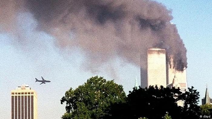 USA Terror New York Anschläge World Trade Center 9/11 2001 (dapd)