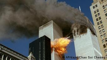 Теракты в Нью-Йорке 11 сентября 2001 года