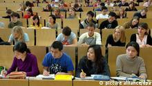 Ausländische Studenten in Deutschland Universität Aussicht auf bessere Bildungschancen