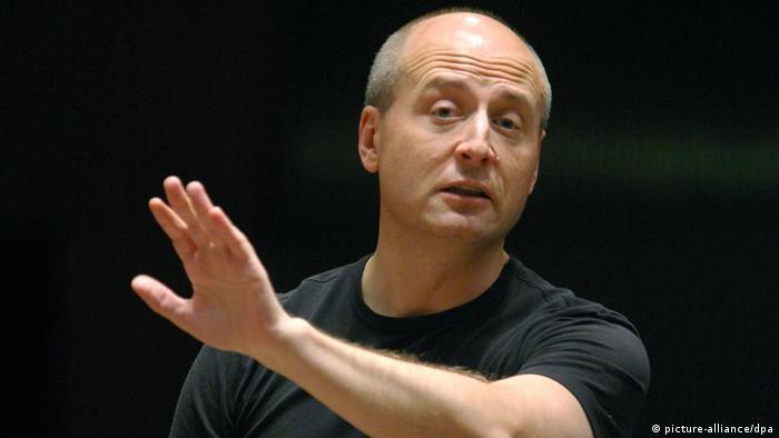 Der Dirigent Paavo Järvi beim Beethovenfest 2007in Bonn (Foto: picture-alliance/dpa)