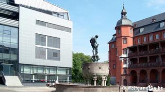 Высшая школа дизайна в Оффенбахе