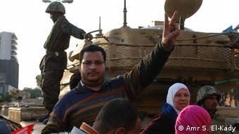 La Primavera Árabe tuvo repercusiones políticas profundas(Foto: Amr S. El-Kady)