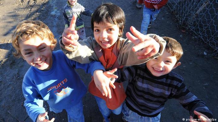 Mališani na Kosovu