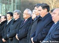 Los embajadores de la CELAC en Bruselas (03.12.2011).