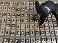 Desde los puertos chilenos sale mucha cocaína producida en Colombia, Perú y Bolivia.