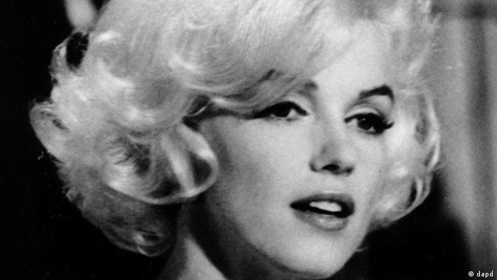 USA Film Schauspielerin Marilyn Monroe