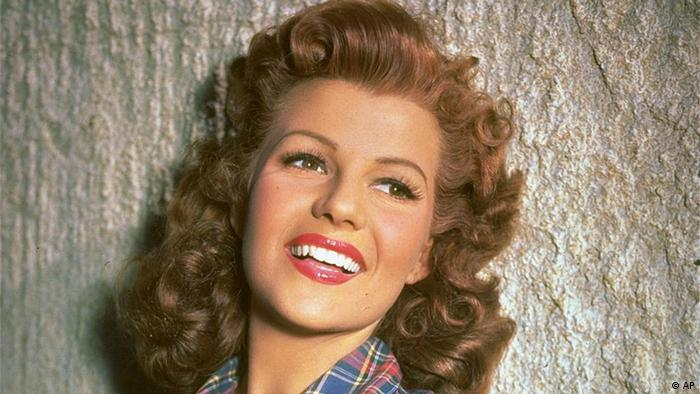 USA Film Schauspielerin Rita Hayworth