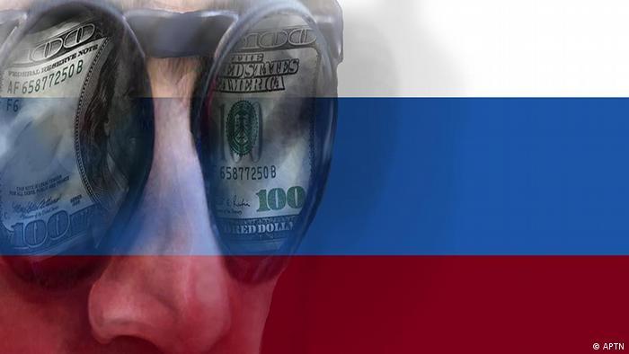 Symbolbild Russenmafia