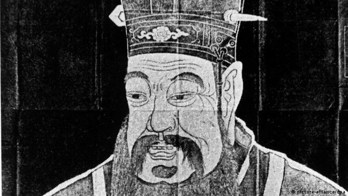 Китайската плитка