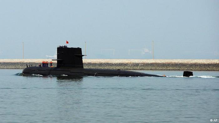 印度試射導彈 中國兜售潛艇
