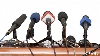 business conference microphones © picsfive #17388450