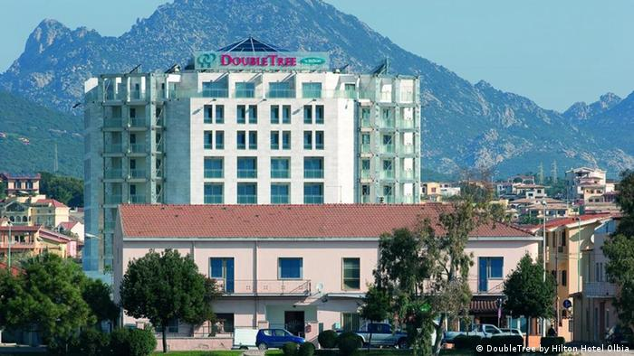 Hotel Doubletree Hilton Olbia