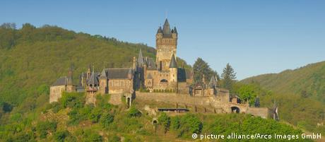 Reichsburg Cochem Mosel Rheinland-Pfalz