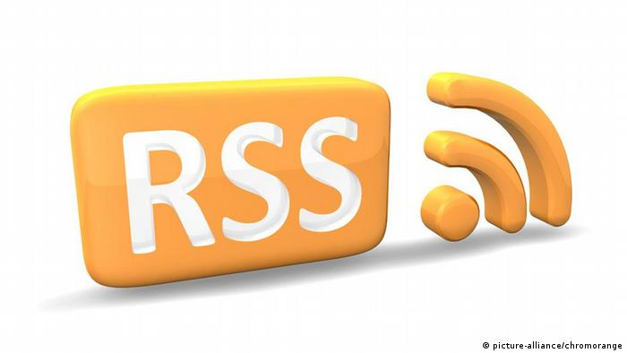 Oranges RSS Logo