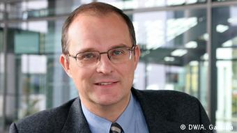 Андрей Гурков, экономический обозреватель DW