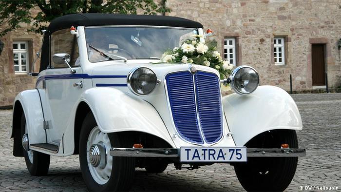 Автомобиль марки Tatra