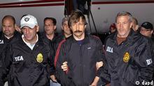 Prozess gegen Viktor Bout
