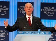 کلاوس شواب، بنیانگذار مجمع جهانی اقتصاد میگوید که از بحران کنونی اقتصاد جهانی درسهای لازم آموخته نشده است