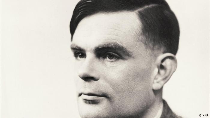 Computerpionier Alan Turing (Foto: Heinz Nixdorf Museumsforum)