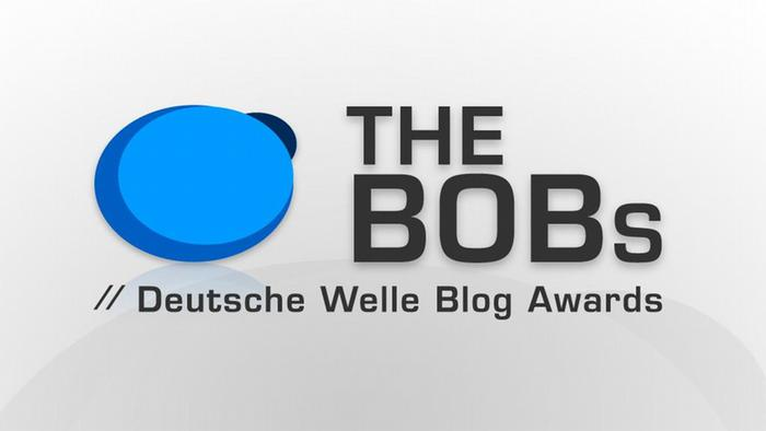Logo from the BOBs 2012
