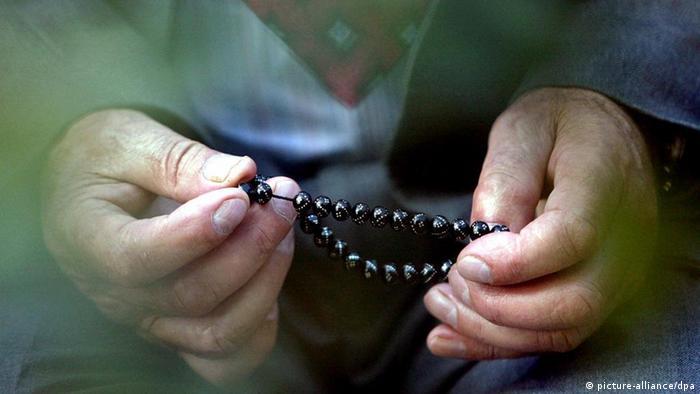 Islam - Gebetskette Sibha