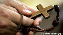 Altöttinger beten für sterbenden Papst