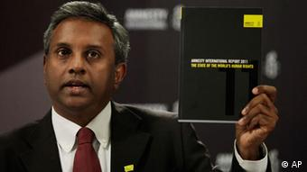Salil Shetty Amnesty International