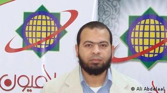 Ägypten Journalist Ali Abdelaal