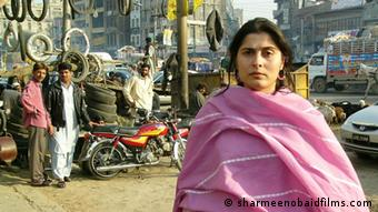 Pakistani filmmaker Sharmeen Obaid-Chinoy